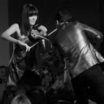 electric string quartet fuse violin fashion for brave