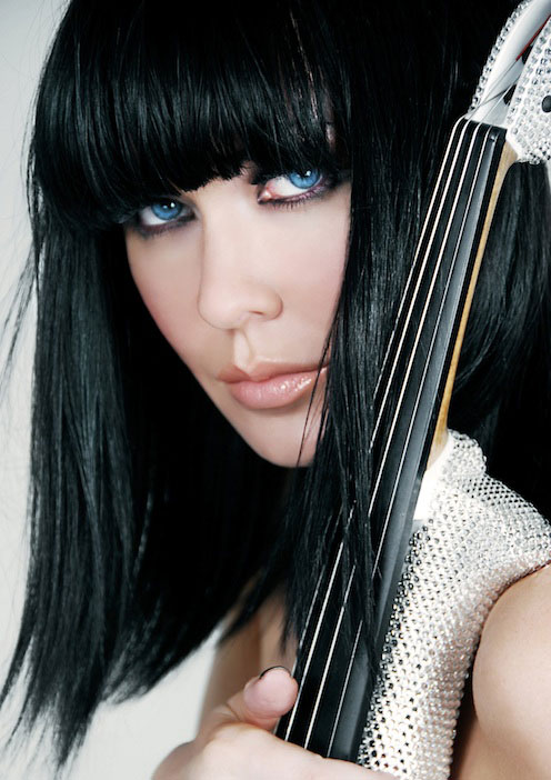 Electric Violinists Linzi Stoppard and FUSE