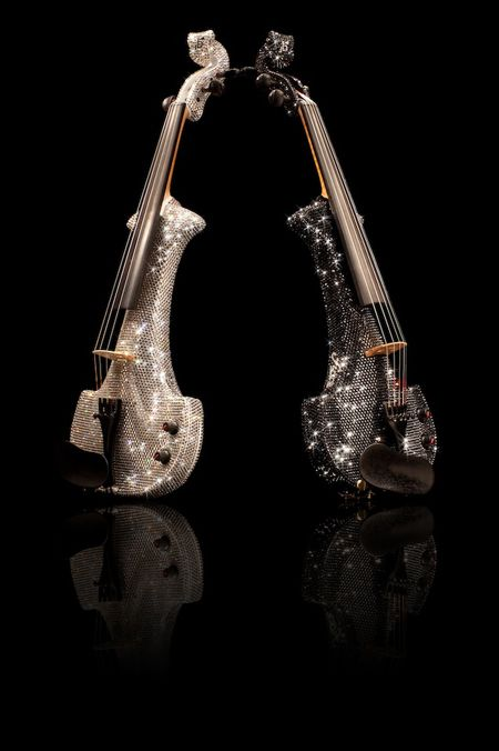 fuse-electric-strfuse electric string quartet swarovski crystal violin duo
