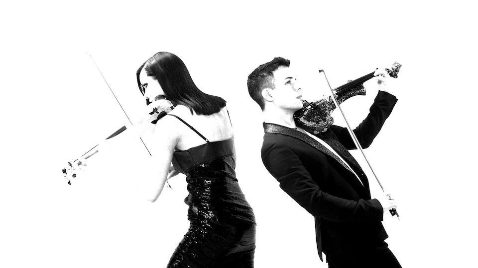 electric violinists for hire linzi stoppard ben lee fuse video