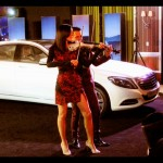 linzi stoppard electric violinist mercedes benz