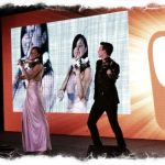 linzi stoppard electric violinist micromax launch moscow 02