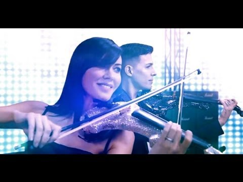 Can Electric String Quartets Compete With Linzi Stoppard and Ben Lee's Contemporary Violin Show