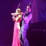 FUSE london violin duo electric violinist for hire boston live linzi stoppard ben lee