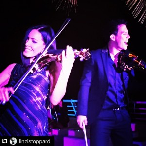 electric violin event entertainment group fuse linzi stoppard ben lee violinists strings quartet