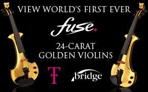 £1,000,000 FUSE Swarovski Violins