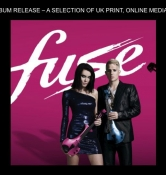 fuse electric violinist album cover