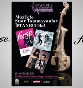 Fuse electric violinists - Istanbul
