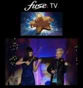 Fuse electric violinists - The Alan Titchmarsh Show