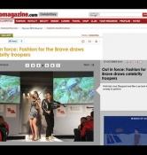 Linzi Stoppard - Hello Magazine web