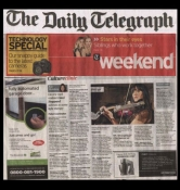 Linzi Stoppard - The Daily Telegraph 2