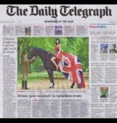 Linzi Stoppard - The Daily Telegraph 3