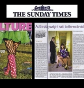 Linzi Stoppard - The Sunday Times
