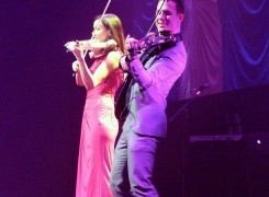 FUSE London Violin Duo Raise The Temperature In Boston, MA