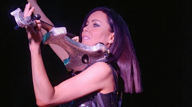 Most Popular Electric Violin Event Entertainment Group Shines At Monaco GP